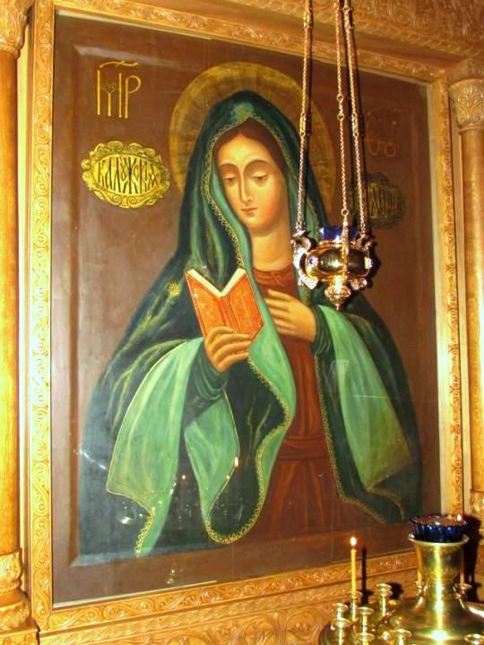 икона Богородицы Калужская