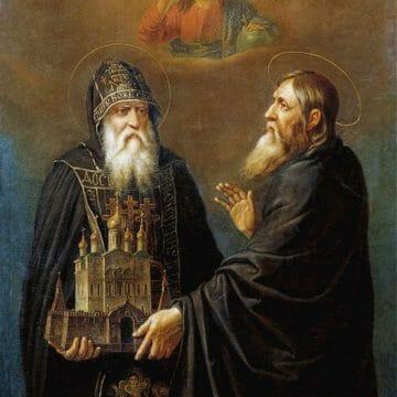 Соловецкие святые