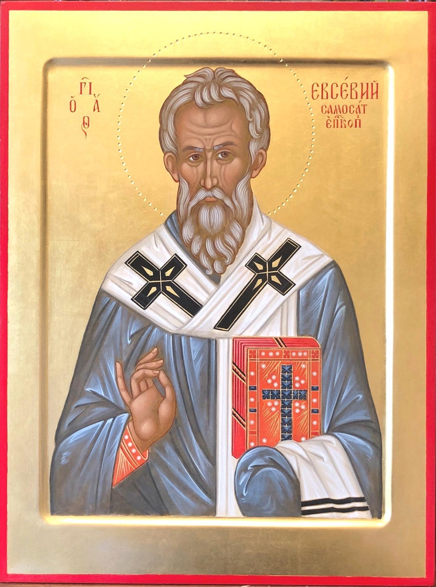 икона святителя